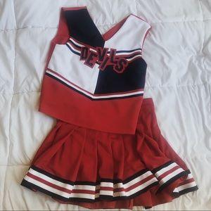 Dresses & Skirts - Vintage cheer uniform   🍒